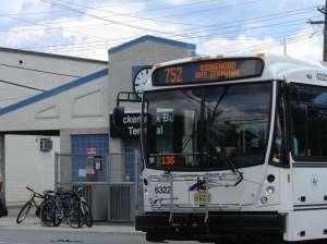 Hackensack Bus Terminal